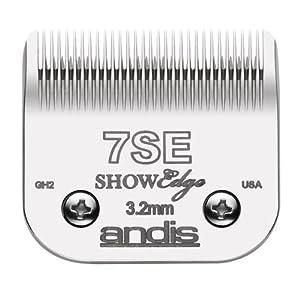 Andis Pet No.7SE Blade Set, 1/8-Inch, 3.2mm
