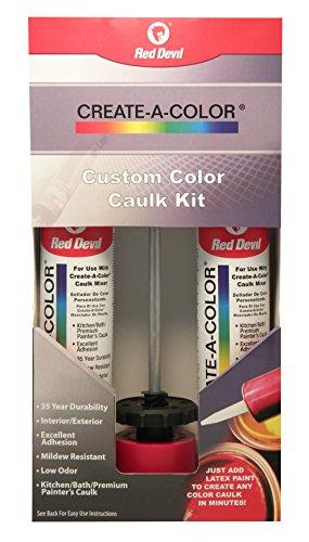 Red Devil Inc. 4074 Create a Color Caulk Kit (Custom Caulk compare prices)