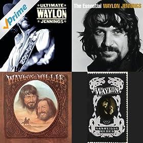 Amazon Com Waylon Jennings Top Songs Waylon Jennings