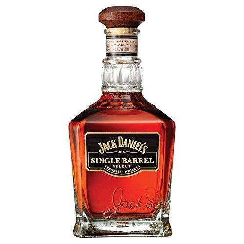 Jack Daniel discount duty free 70cl Jack Daniels Single Barrel 45 Whiskey