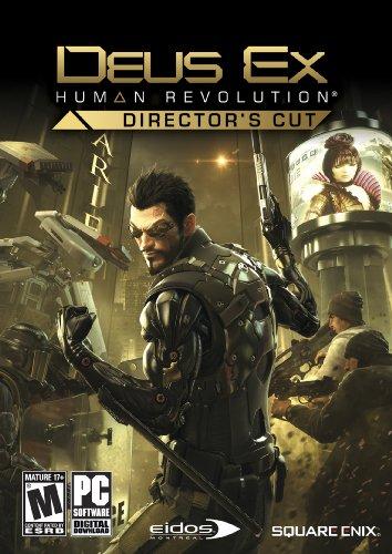 Deus Ex: Human Revolution - Director'S Cut [Online Game Code]
