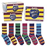 Head Boy Mens Odd Socks Box
