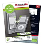 AtFoliX FX-Mirror screen-protector for Samsung Nexus S GT-i9023 (2 pack) - Fully mirrored screen protection!