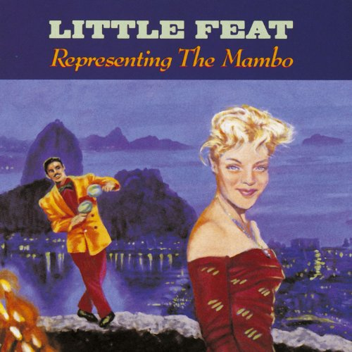 Original album cover of Representing The Mambo by Little Feat