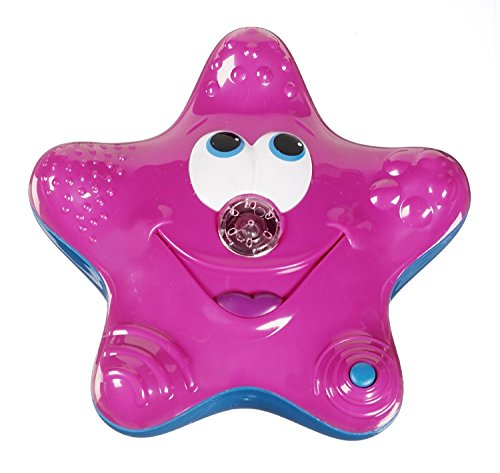 Munchkin Star Fountain Baby Bath Toy (Pink) front-1066570