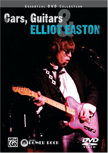 Cars, Guitars & Elliot Easton [Import]