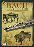 Bach Flute Solos [With CD (Audio)] (Play Along (Cherry Lane Music))