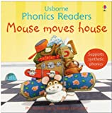 Mouse Moves House (0746077254) by Phil Roxbee Cox
