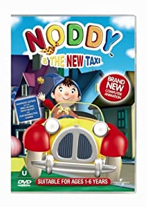 Noddy: Noddy And The New Taxi [DVD]