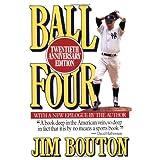Ball Four: Twentieth Anniversary Edition ~ Jim Bouton