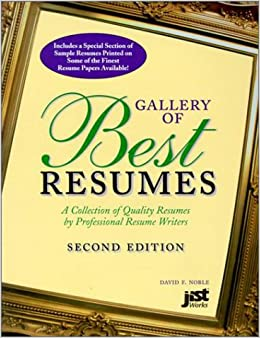 resumes by professional resume writers paperback september 2000