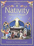 The Usborne Nativity Press-out Model (0746042272) by Ashman, Iain