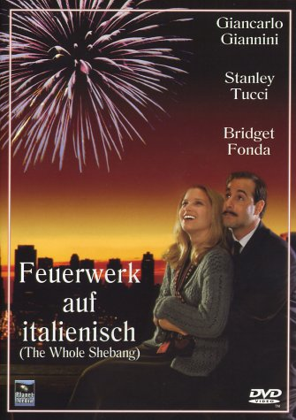 Feuerwerk auf italienisch