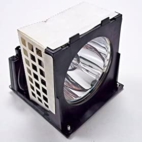 Mitsubishi 915P020010 Replacement DLP TV Lamp Housing Assembly