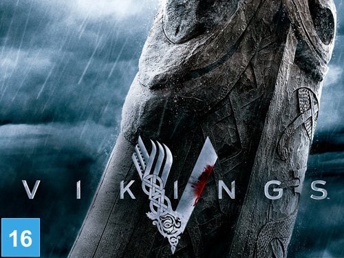 Vikings – Staffel 1 [dt./OV]