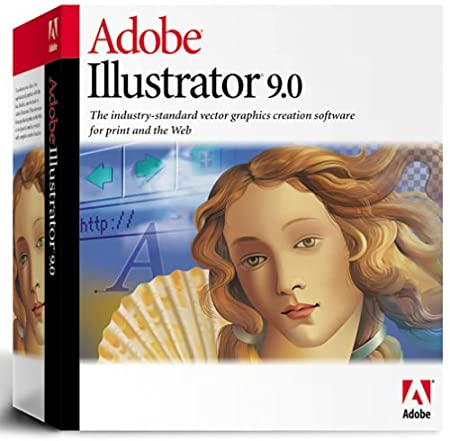 Adobe Illustrator 9.0 [Old Version]