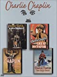 echange, troc Charles Chaplin Boxed Set (City Lights / The Great Dictator / Modern Times / The Gold Rush) [Import USA Zone 1]