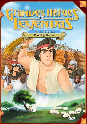 Grandes Heroes y Leyendas de la Biblia: David Y Goliat (2006)
