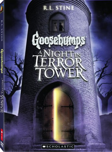 Goosebumps a night in terror tower - Goosebumps werewolf in the living room ...