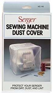 Collins Serger Machine Cover from W.H. Collins