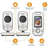 VTech-VM312-2-Safe-Sound-Video-Baby-Monitor-with-Night-Vision-and-Two-Cameras