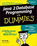 img - for Java 2 Database Programming For Dummies book / textbook / text book