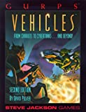 GURPS Vehicles (GURPS: Generic Universal Role Playing System) (1556343256) by Pulver, David