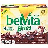 belVita Bites Breakfast Biscuits, Chocolate, 8.8 Ounce (Pack of 6)