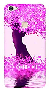 TrilMil Printed Designer Mobile Case Back Cover For Vivo X6