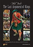 img - for The Last Argument of Kings (Black Powder) book / textbook / text book