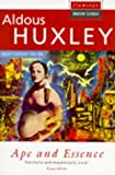 Ape and Essence (Flamingo Modern Classics) (0006547400) by ALDOUS HUXLEY