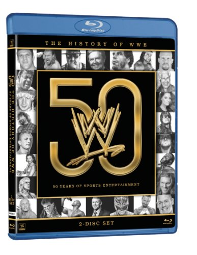 WWE: History of the WWE [Blu-ray]