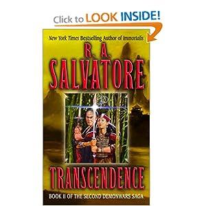 Transcendence (The Second DemonWars Saga, Book 2)