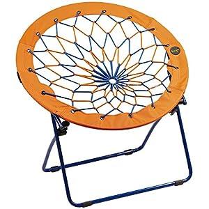 Bunjo chair orange and blue bunjee chair for Bunjo chair