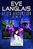 Alien Abduction Bundle: 3 In 1 Anthology (English Edition)
