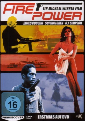 FIREPOWER [IMPORT ALLEMAND] (IMPORT) (DVD)