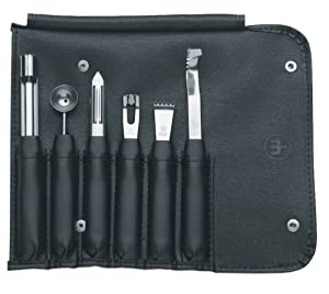Wusthof 7-Piece Garnishing Tool Kit