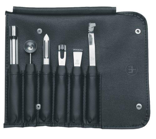Wusthof 7-Piece Garnishing Tool Kit