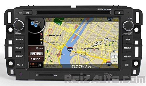 2013 Silverado In Dash Navigation Autos Post