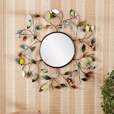 Mirrored Makeup Table front-58370