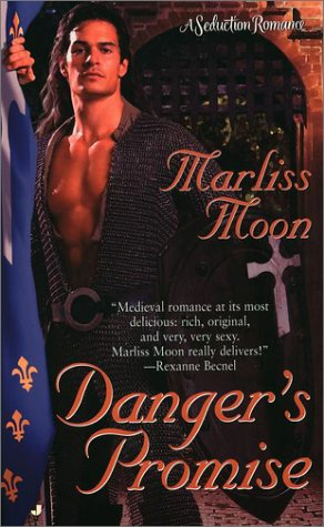 Danger's Promise (Seduction Romance), MARLISS MOON