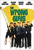 The Wrong Guys DVD