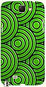 Noticeable multicolor printed protective REBEL mobile back cover for Samsung Galaxy Note II N7100 D.No.N-L-17473-N2