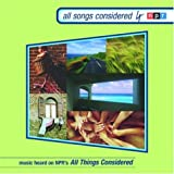 echange, troc Various Artists - All Songs Considered 4