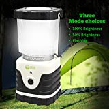 LE® LED Lantern, Ultra Bright 300lm, Home, Garden and Camping Lanterns