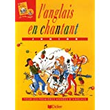 L'anglais en chantant (1CD audio)