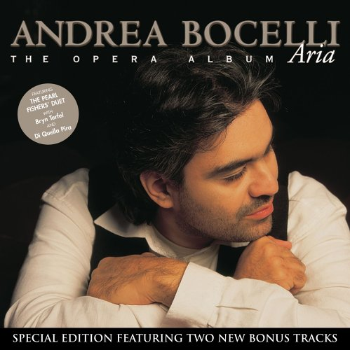 Andrea Bocelli - Aria - The Opera Album [SPECIAL EDITION] - Zortam Music