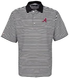 NCAA Alabama Crimson Tide Mensrock Polo Shirt by Oxford
