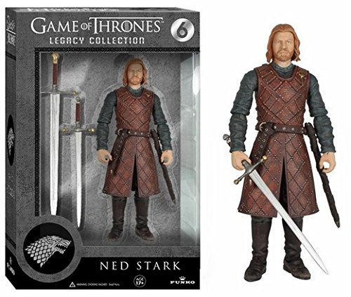 Ned Stark The Legacy Collection: Game of Thrones Series 1 Funko (2PACK)