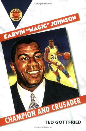a biography of earvin magic johnson and his life with aids